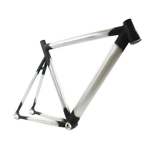 Ridewill Bike châssis clipser fixe piste taille 58conique Aero Aluminium (clipser fixe)/fixed Frameset Track tapered Size 58Aero Aluminium (Fixed Frames)
