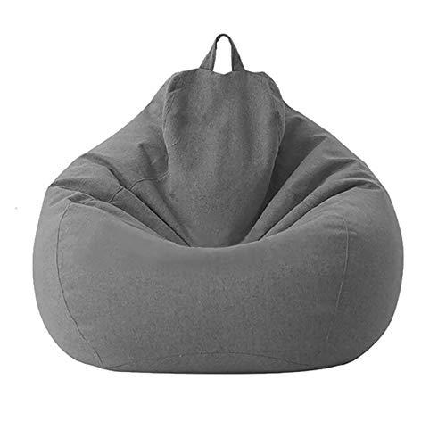LGZY Puff Funda de Bean Bag,SIN Relleno Kit de Sillónes de Hinchables de Adulto Infantil para Sala Dormir