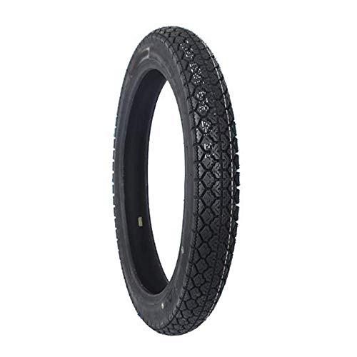 HTZ-M Neumáticos, neumáticos de vacío Antideslizantes 3.00-18, cómodos y Resistentes al Desgaste, Resistentes a Perforaciones y roturas, Accesorios para Ruedas de Motocicleta