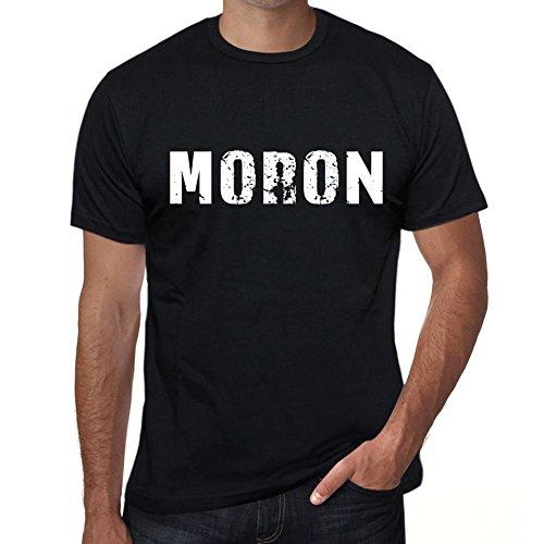 One in the City Moron Hombre Camiseta Negro Regalo De Cumpleaños 00553