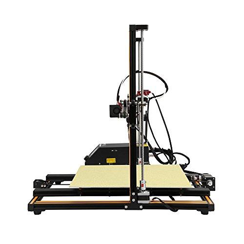Fesjoy CR-10 S5 Imprimante 3D bricolage haute précision à assembler par soi-même Facile à assembler Détection de filament de filage Reprendre la fonction d'impression Grand format Taille 500