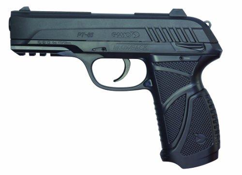 Gamo 611138254 Pt-85 Blowback Pellet Pistol Clampack 611138254