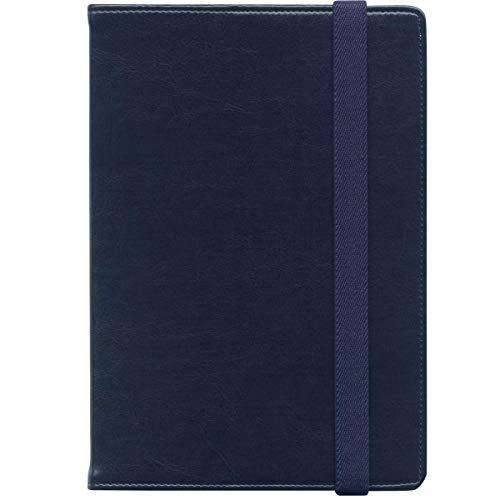 ユメキロック B6 手帳カバー セパレートダイアリー ウィークリー デイリー対応 ネイビーブルー BASIC NV