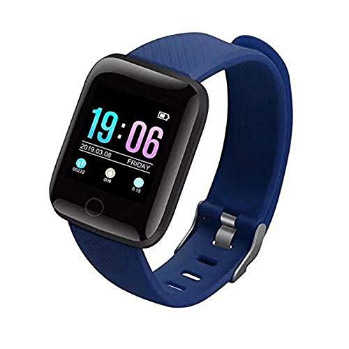 JUSHINI Reloj inteligente D13 Smart Watch pulsera salud Fitness Tracker resistente al agua Smart Watch Sports hombre mujer Fitness reloj deportivo