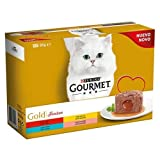 Gourmet Gold Fondant Multipack Sabores 12x85gr