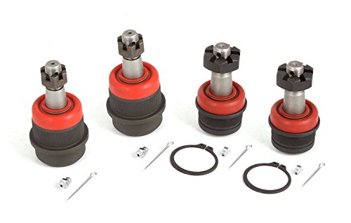 Alloy USA 11800 Upper and Lower Ball Joint Kit