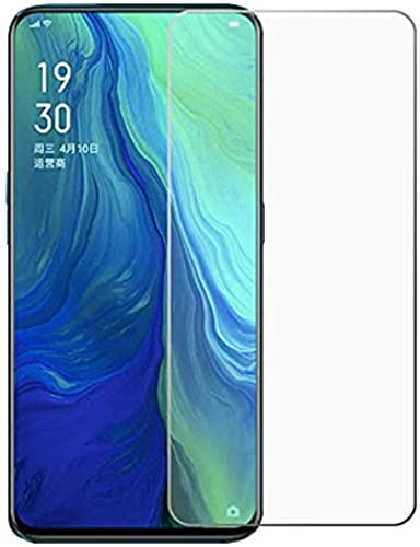 Prime Retail Oppo Reno 2F Tempered Glass Screen Protector Pack Of 2