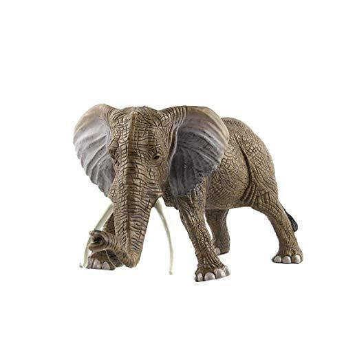 LAANCOO - Tiere in Grau, Größe Standard