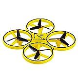 Modello giocattolo Mini orologio da polso Induzione a infrarossi Lancetta RC Drone Modalità di attesa in altitudine Controllo remoto Decollo con un tasto / Atterraggio / Interruzione Compleanno gioca