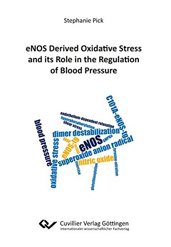 eNOS Derived Oxidative Stress and its Role in the Regulation of Blood Pressure