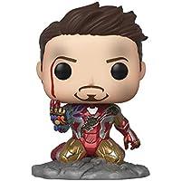 POP Funko Avengers 580 Iron Man I Am Iron Man Glows in The Dark