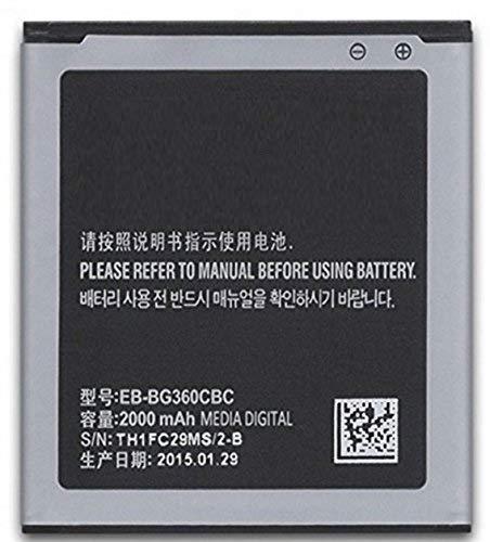 Todobarato24h Bateria Compatible Galaxy Core Prime/Core Prime Duos/Core Prime VE/J2 SM-G360/SM-G360F/SM-G361F/J200H EB-BG360BB / CBE