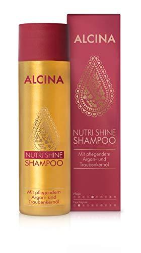 Alcina Haarpflege ALCINA NUTRI SHINE SHAMPOO 10 x 10 ml