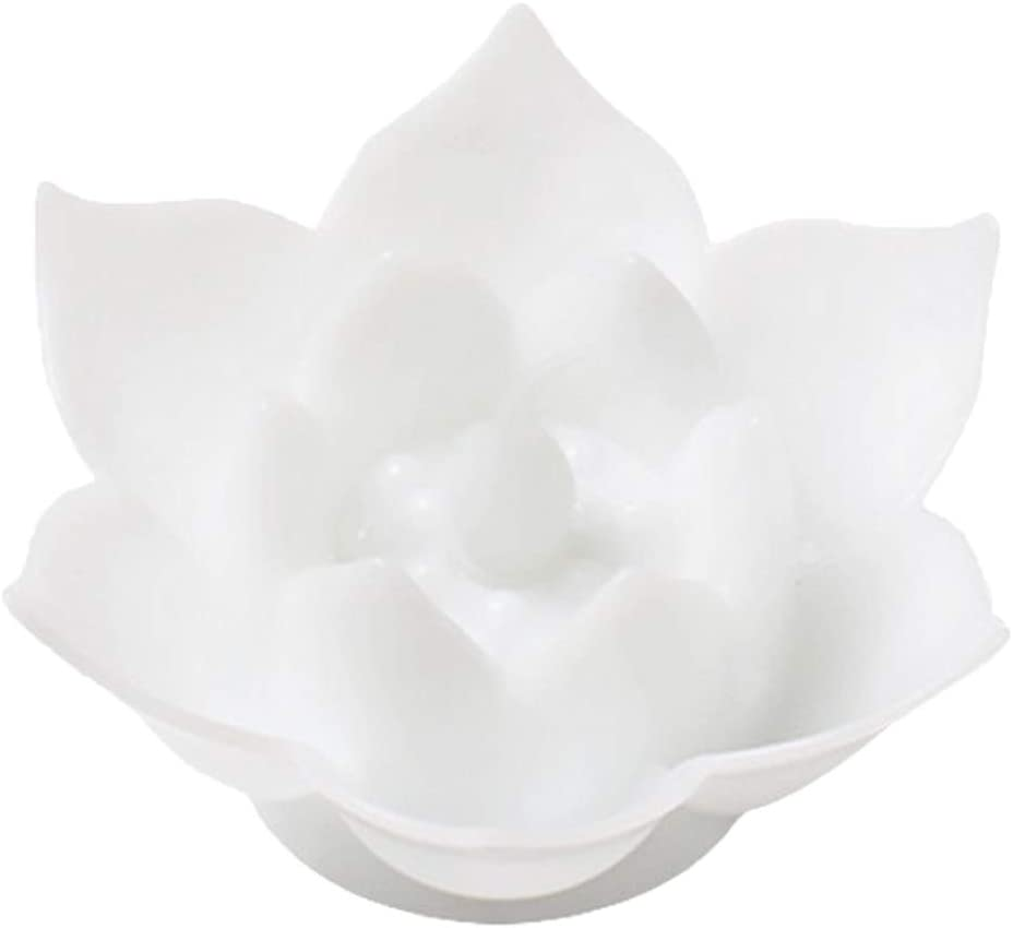 Super popular specialty store Amuzocity 1 Piece Lotus Candle Flowe Lamp Flower LED Ranking TOP14