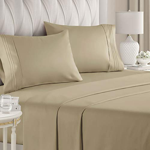 Split King Sheets for Adjustable Beds - Split King...