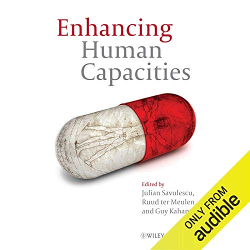 Enhancing Human Capacities copertina