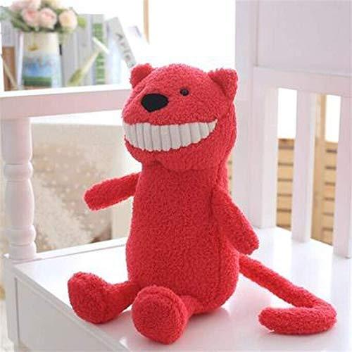N / A Sonrisa Diente Grande Animales de Peluche Cerdo muñeca Kawaii Grande Suave Creativo Juguetes de Peluche muñeca niños acompañar muñeca muñeca de Trapo 25cm