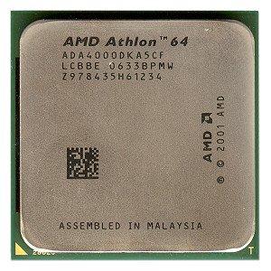 AMD Athlon 64 4000+ 1MB Presa 939 CPU