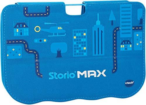 VTech 80-218549 - Zubehör für Tablet - Storio MAX 5 Zoll, Silikonhülle, blau