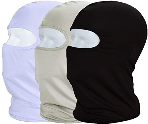 MAYOUTH Balaclava ski mask Sun/uv Protection Windproof face Cloth Neck Gaiter...