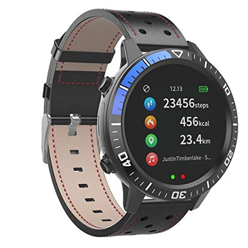 Smart Watch, Vithconl Waterproof Bluetooth Smart Watch Heart Rate Monitor Mate for iOS Android Y6 Pro