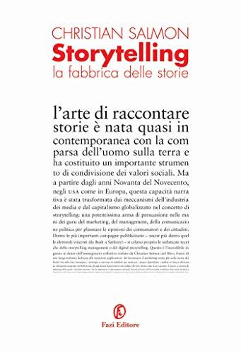 Storytelling eBook: Salmon, Christian: Amazon.it: Kindle Store