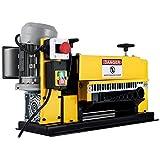 VEVOR Máquina Peladora de Cables 65X32X42cm, Reciclaje Pelacables de Cobre Amarillo, Máq...