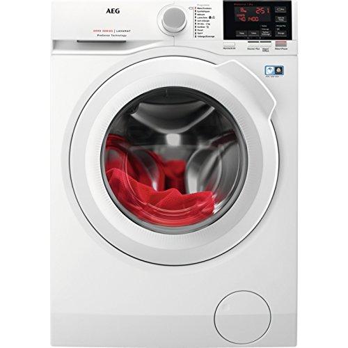 lavadora 8kg 1400rpm aeg Marca AEG