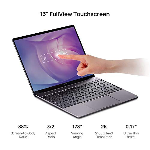 Compare Huawei Matebook 13 Signature Edn (Wright-W29B) vs other laptops