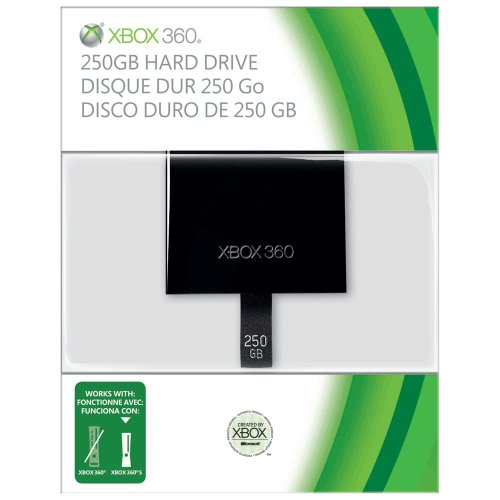 disco duro xbox 360 slim fabricante Microsoft