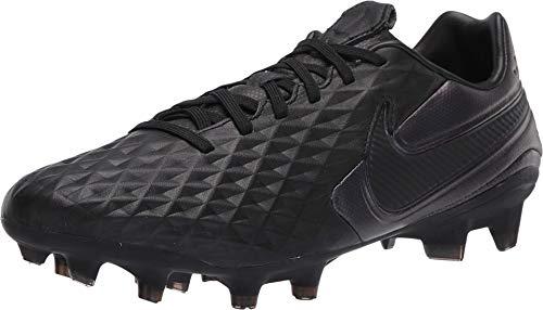 Nike Legend 8 Pro FG, Zapatillas de fútbol para Hombre, Color Negro, 42 EU