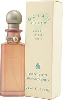 Ocean Dream By Giorgio Beverly Hills For Women. Eau De Toilette Spray 1-Ounce