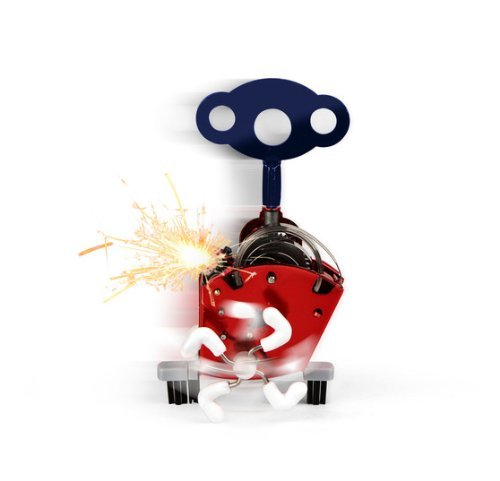 Kikkerland KK1512 Robot Ping-Ling