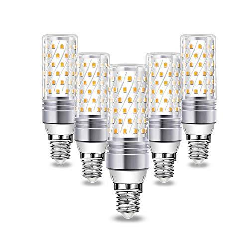 Rysmliuhan Shop GlüHbirne Dunstabzugshaube KüHlschrank GlüHbirne Badezimmer Glühbirnen Nachtglühbirnen Badezimmer Glühbirne LED-Glühbirnen E14 warm White,e14-16w