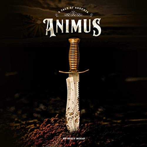 Animus: A Tale of Ardenia audiobook cover art