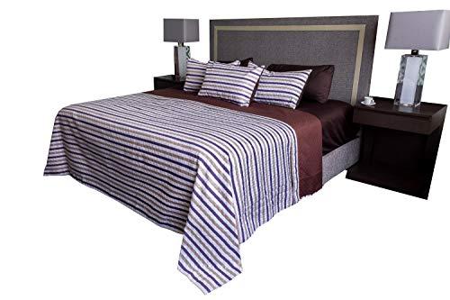 colcha de cama de la marca Yamel