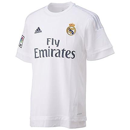 Camiseta Real Madrid 1ª Equipación CF 2015/2016 Oficial Adidas