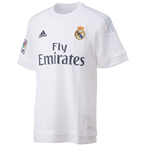 1ª Equipación Real Madrid CF 2015/2016 - Camiseta oficial adidas, talla S