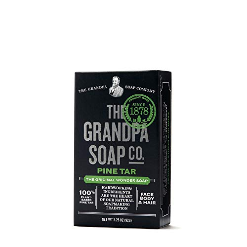 Opas Pine Tar Bar Soap - 3.25 Oz