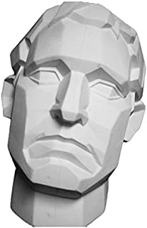 head cast for drawing