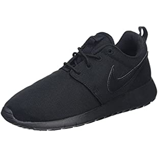 Nike Roshe One (GS), Black (Black/Black Black), 3.5 UK:Kisaran