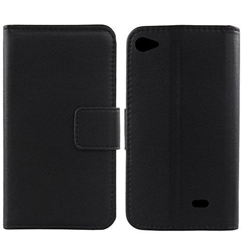 Gukas Design Echt Leder Tasche Für Acer Liquid Z6e 5