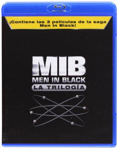 Men In Black 1-3 - Bd Tri [Blu-ray]