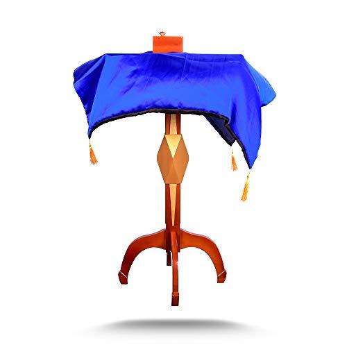 SUMAG Schwebender Tisch mit Tragetasche – fliegender Tisch, schwebender Zaubertrick für professionelle Zauberer