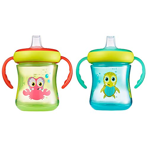 The First Years Soft Spout Baby Trainer Cups