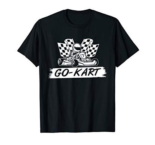 GoKart Shirt, Racer, Formel Go Kart, Speed, Motorport