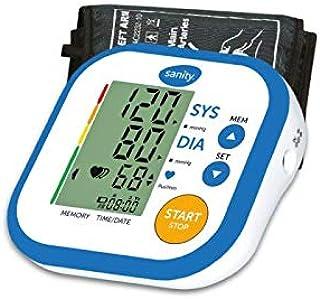 Sanity - Tensiómetro de 3 años (sistema de medición rápida y óptima, fácil de usar, estuche para accesorios completos)