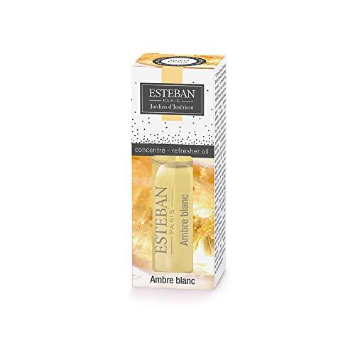 Esteban : Concentré De Parfum : Ambre Blanc, 15ml