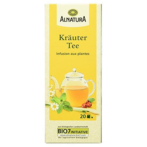 Alnatura Bio Kräuter Tee 20 Beutel, 30g