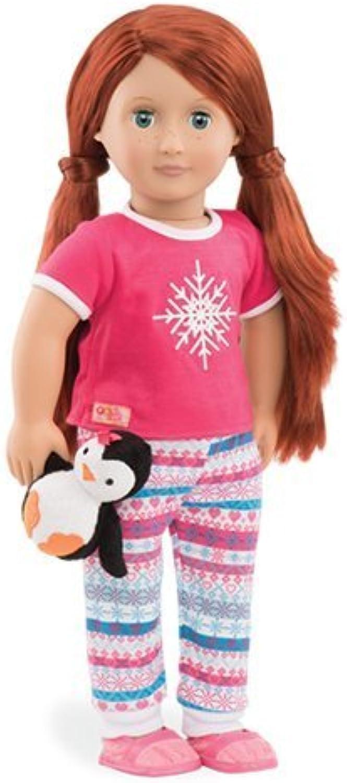en venta en línea Our Our Our Generation Dolls Snow Adorable Snowflake PJS Outfit for Dolls, 18 by Our Generation  Hay más marcas de productos de alta calidad.